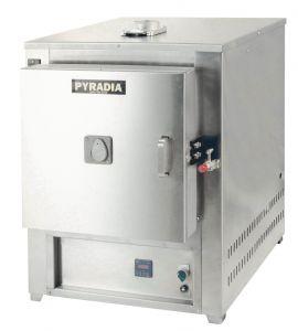 Pyradia F400 HP Bench-model Furnace