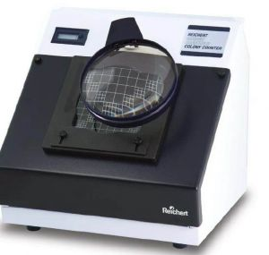 Reichert Quebec Darkfield 13332500 Manual Colony Counter