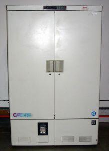 Sanyo MDF U5086W Upright Ultra Low Freezer