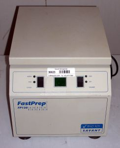 Savant FastPrep FP120 Cell Homogenizer