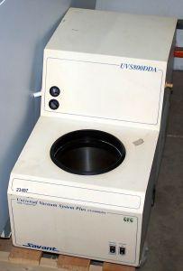 Savant UVS800DDA Vacuum System for Centrifugal Evaporator