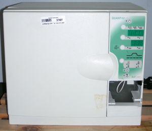 SciCan Quantim16 Bench-model Autoclave Sterilizer
