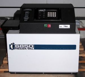 Spex Certiprep 6850 Freezer Mill