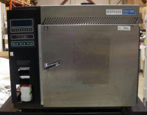 Steris Eagle 3017 (ETO) Bench-model Autoclave Sterilizer