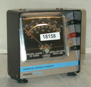 Sybron PM-20700 Portable Thermometer