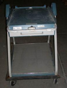 Tektronix K217 Laboratory Cart