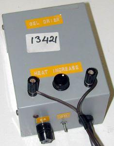 Transformer for Gel Dryer