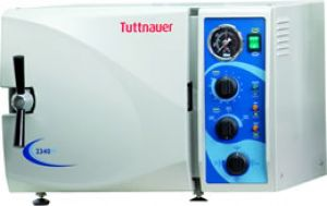 Tuttnauer 2340M Bench-model Autoclave Sterilizer