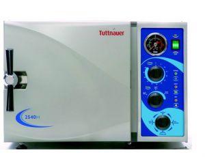 Tuttnauer 2540M Bench-model Autoclave Sterilizer