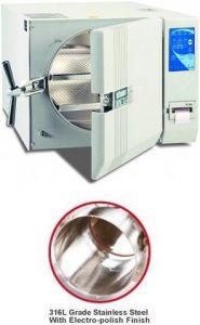 Tuttnauer 3870EA Bench-model Autoclave Sterilizer