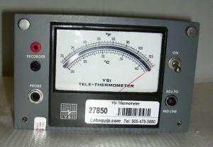 YSI 43 TA Electronic Thermometer
