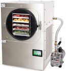 Across International HR-LARGE-SST Bench-model Freeze Dryer