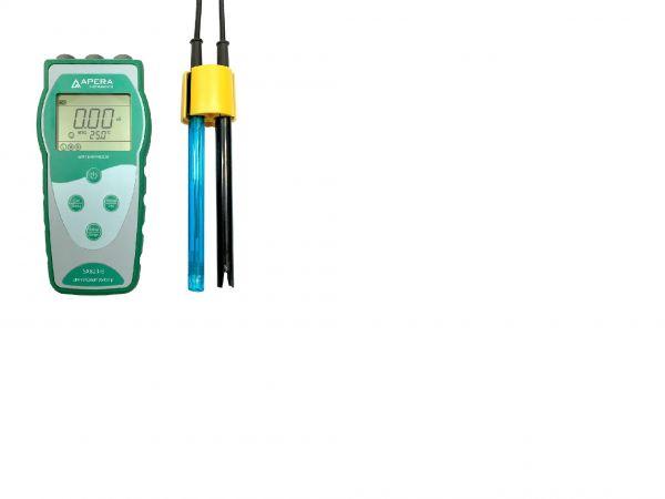 Apera Instruments SX823-B Digital, Portable pH-Conductivity-TDS Meter