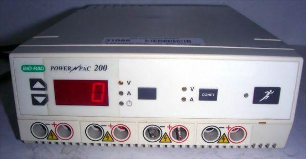 Bio-Rad Power Pac 200 Electrophoresis Power Supply