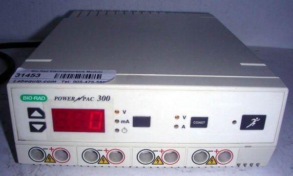 Bio-Rad Power Pac 300 Electrophoresis Power Supply