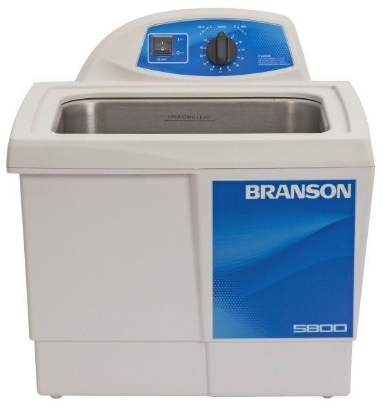 Bransonic M5800H Heated Ultrasonic Cleaner