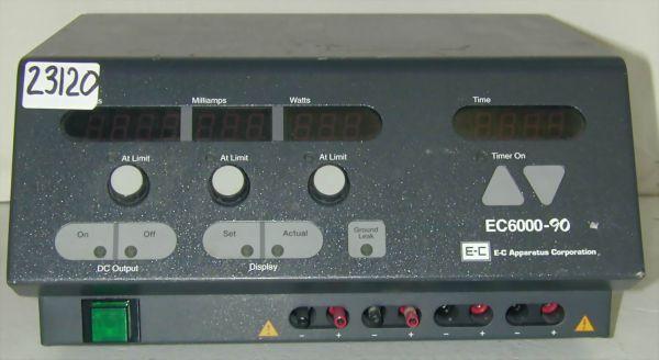 EC Apparatus EC6000-90 Electrophoresis Power Supply