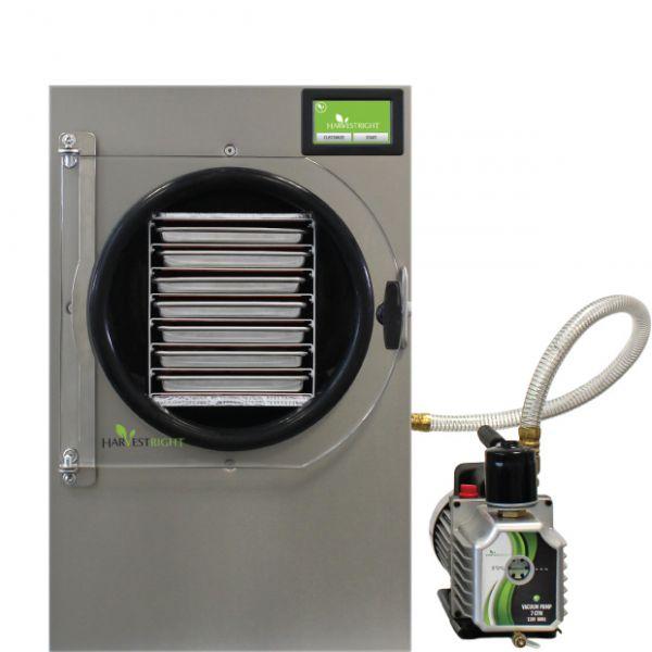 Harvest Right Pharmaceutical - Medium Bench-model Freeze Dryer