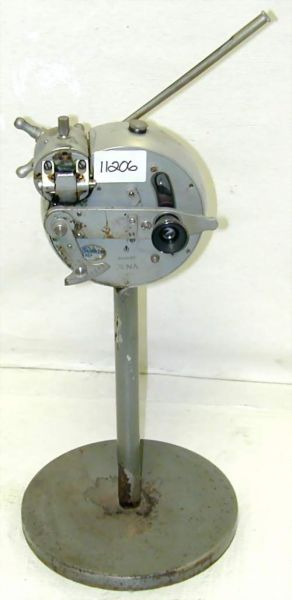 Zeiss Jena I Bench-type, Abbe Refractometer